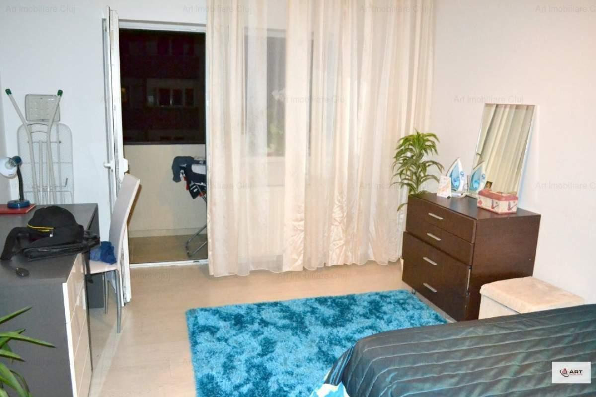 2 camere, 54 mp, decomandat, bloc nou, modern, in Zorilor strada Calea Turzii