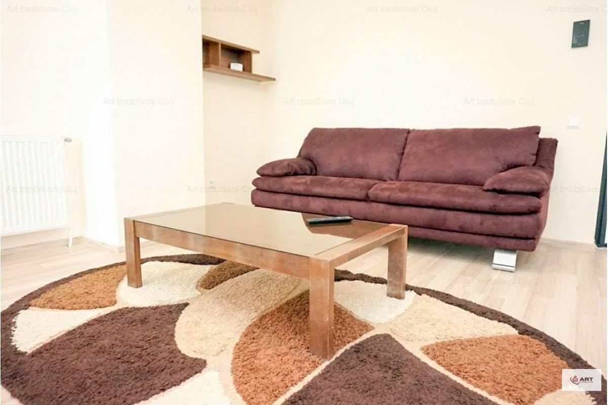 2 camere, bloc nou, mobilat modern, in Marasti, zona Iulius Mall, TOTUL NOU