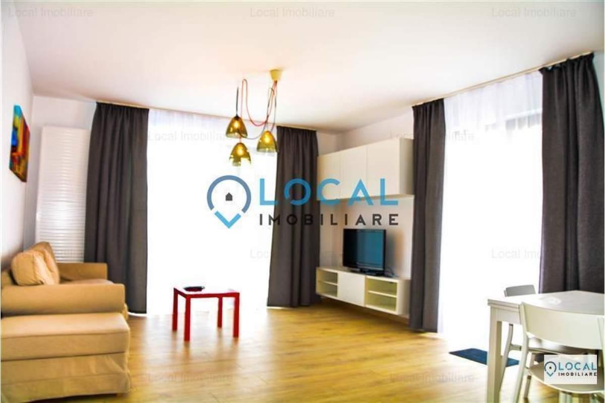 2 camere lux, 60mp, bloc nou, parcare, zona Iulius Mall