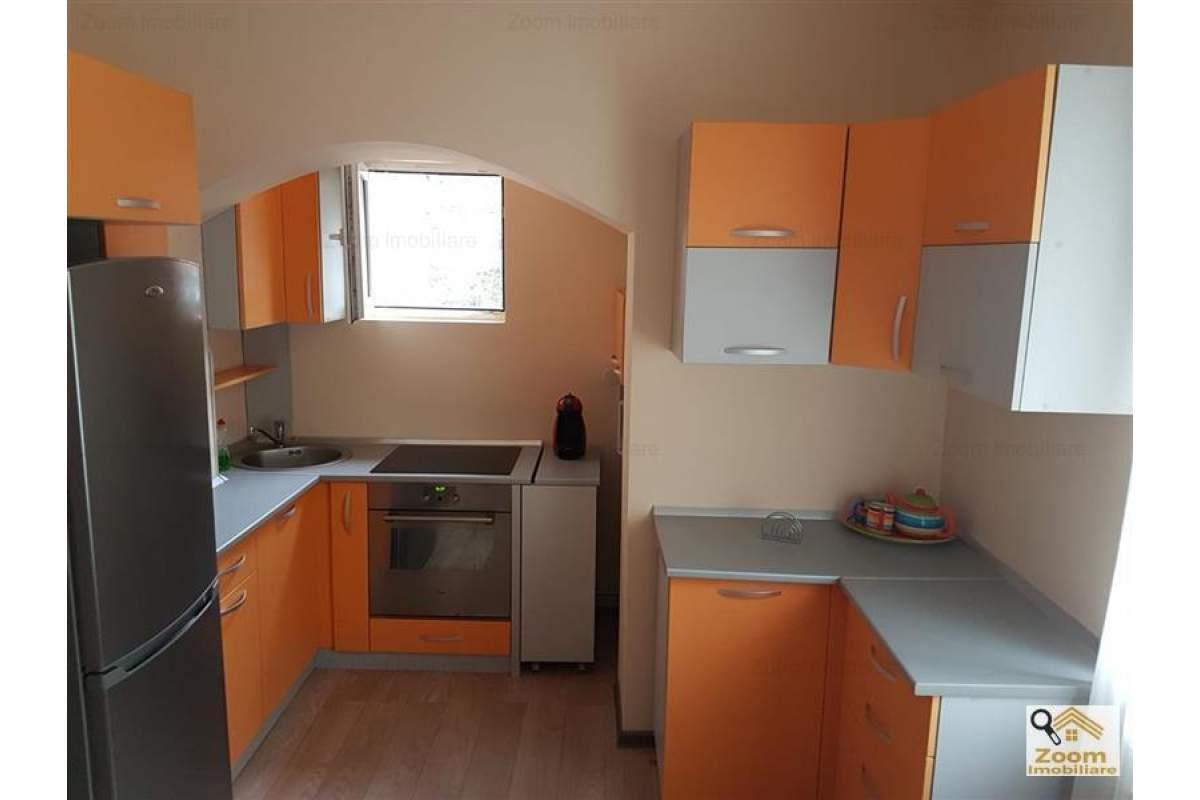Apartament 1 camera, 45 mp, Central