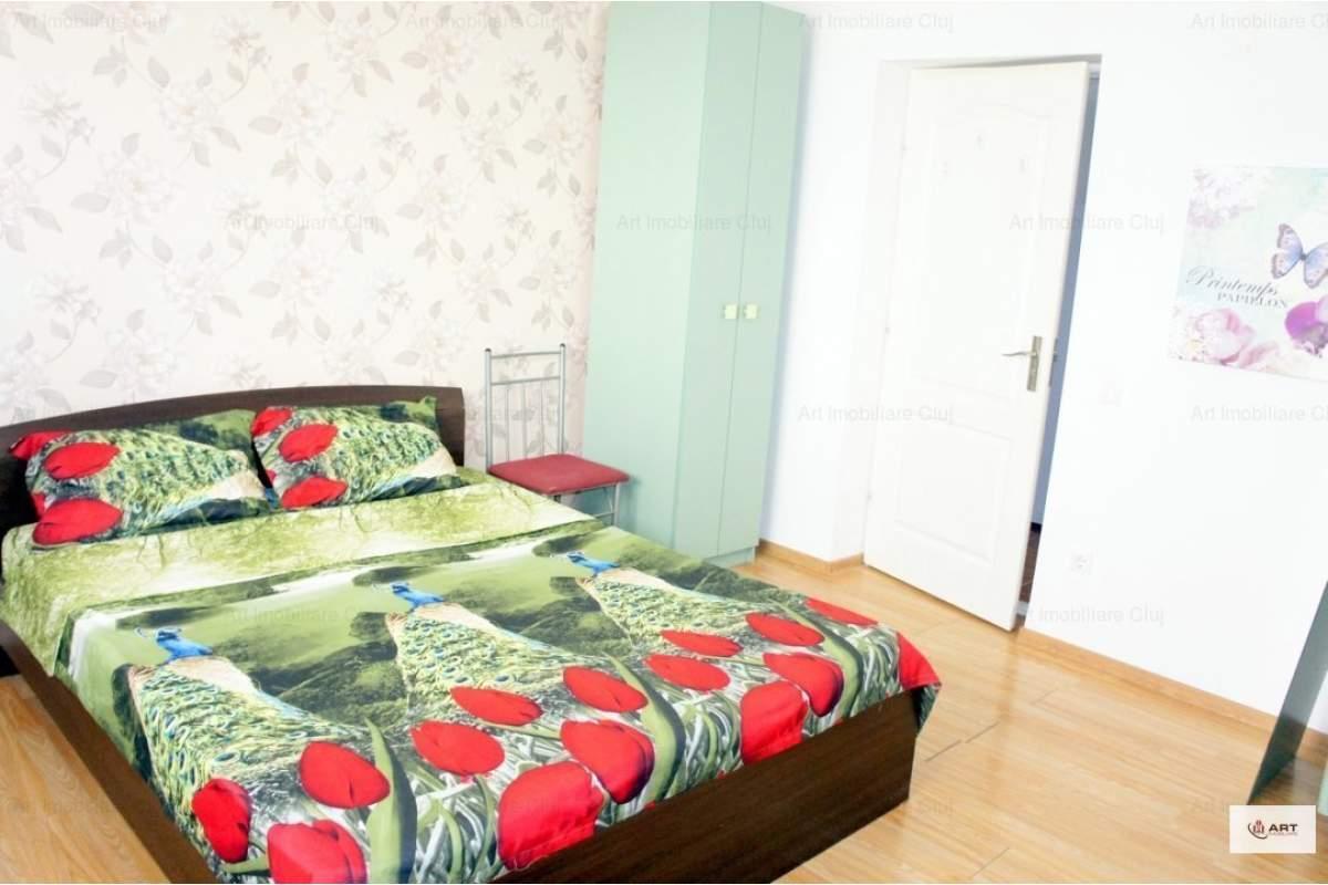 Apartament 1 camera, 45 mp, decomandat, bloc nou, mobilat modern, in Zorilor