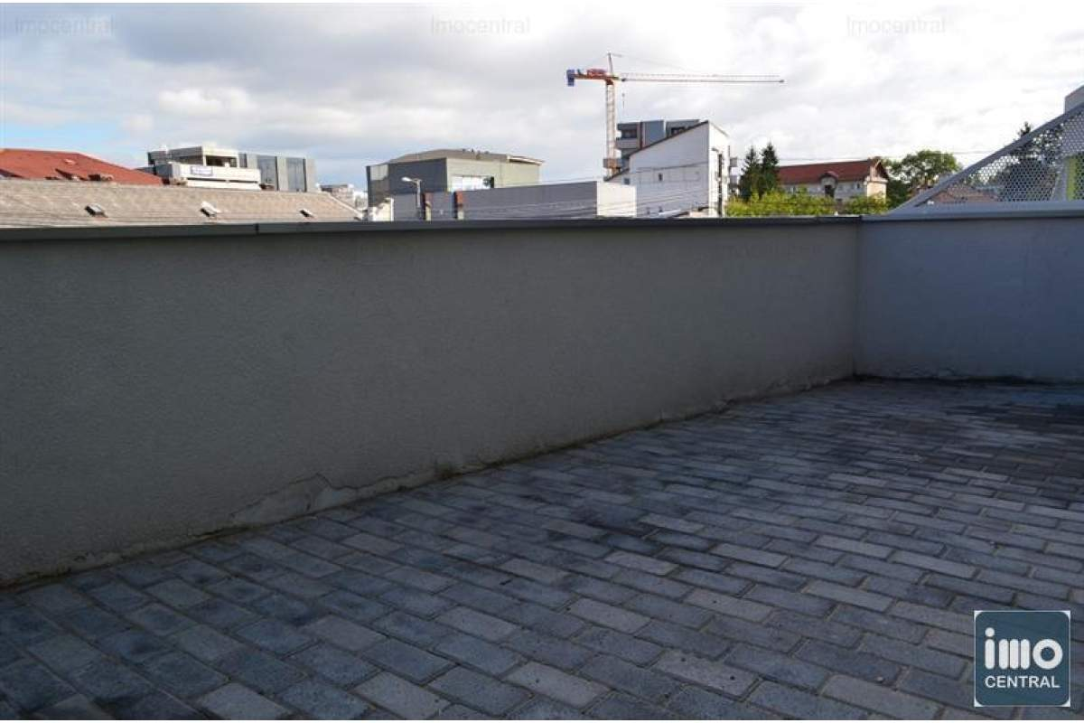 Apartament 1 camera, cu terasa generoasa, parcare si boxa incluse