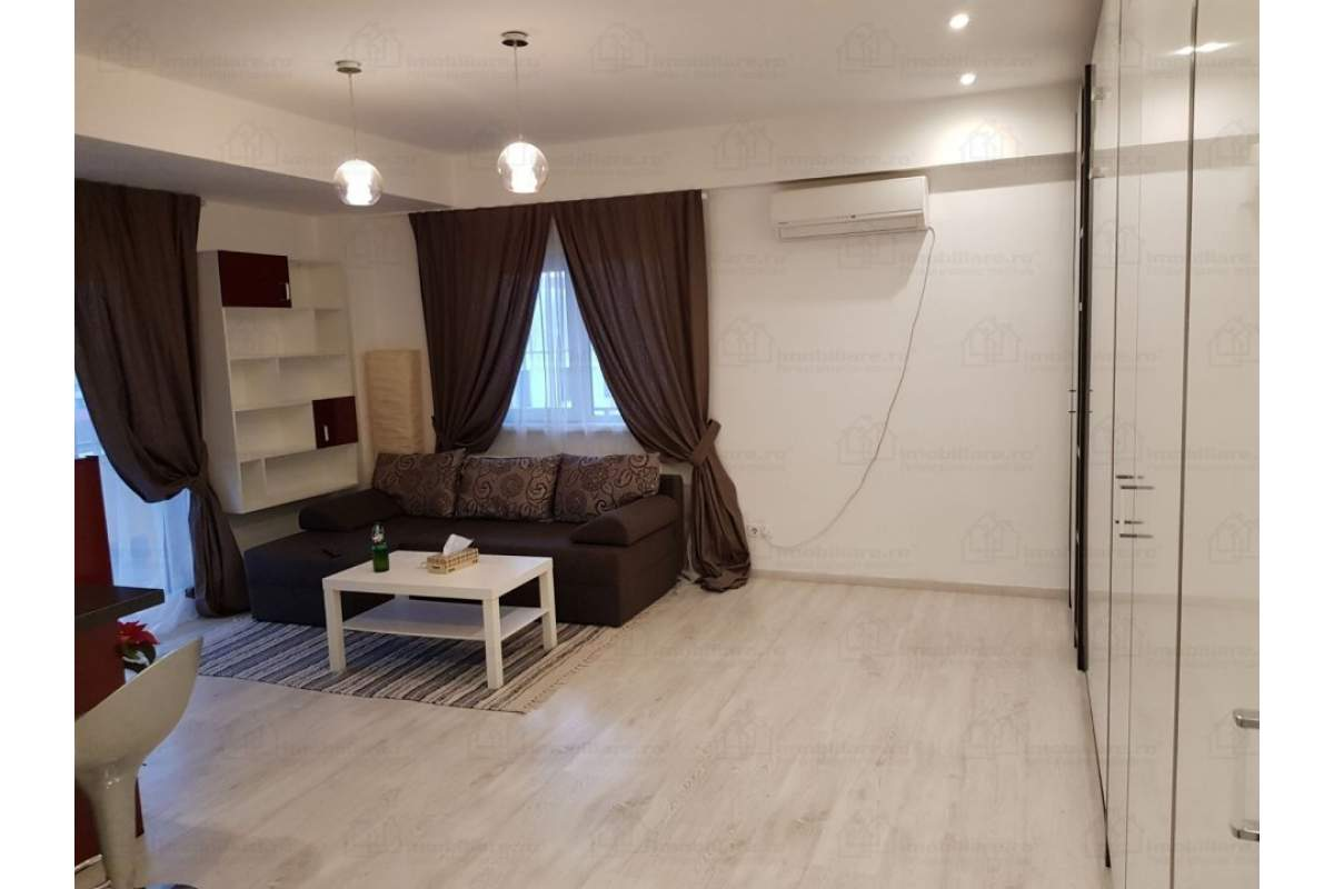 Apartament 1 camera tip studio + loc de parcare subteran - Grigorescu