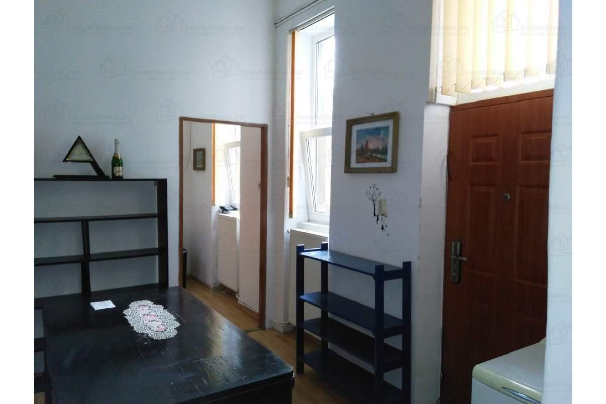 Apartament 1 camera, ultracentral