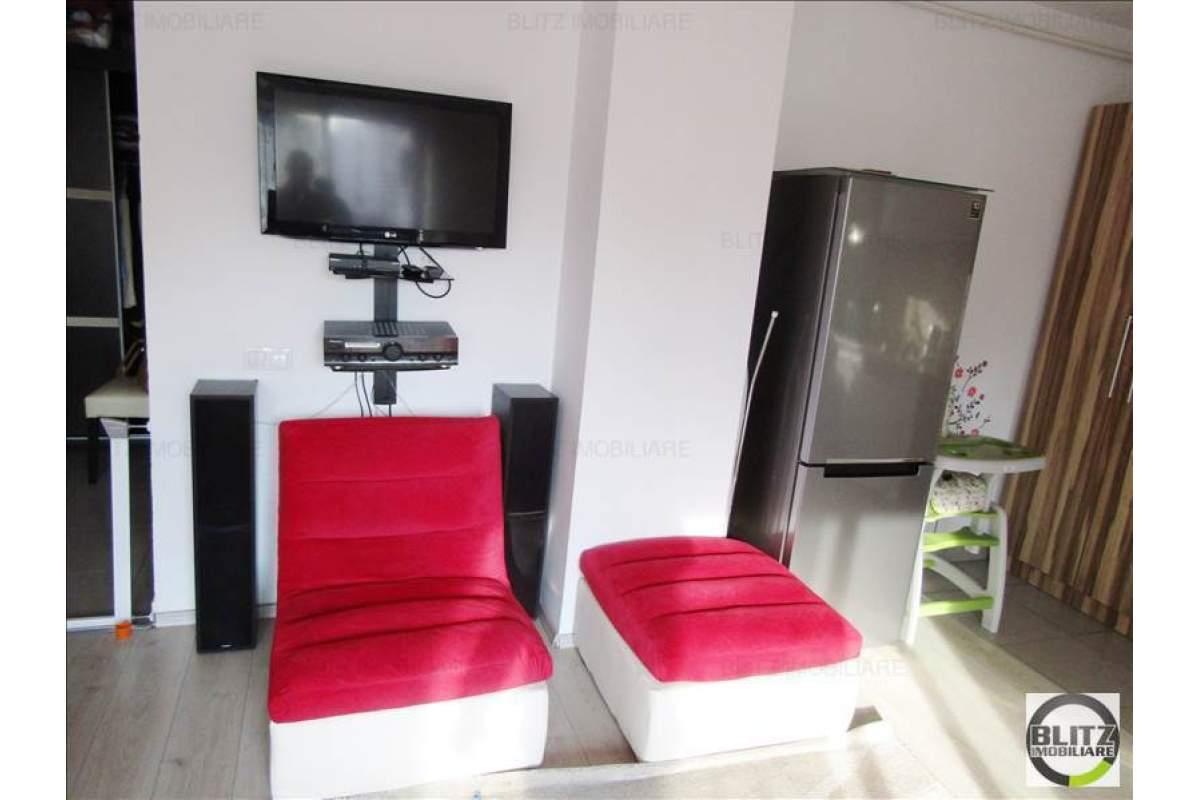 Apartament 2 camere, 52 mp, terasa 20 mp, imobil nou, zona Oncos