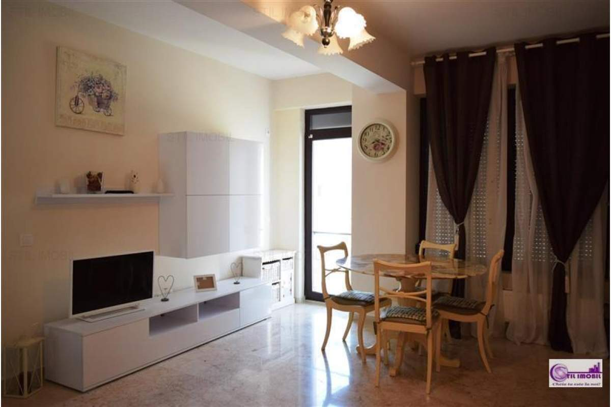 Apartament 2 camere Copou Exclusive Residence