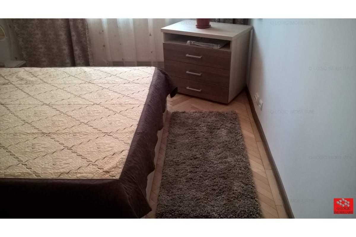 Apartament 2 camere mobilat si utilat modern zona Vlahuta
