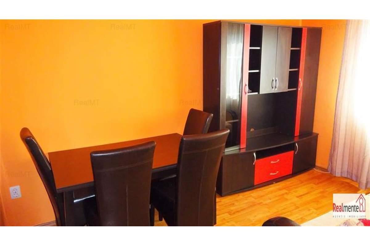 Apartament 2 camere, mobilat si utilat