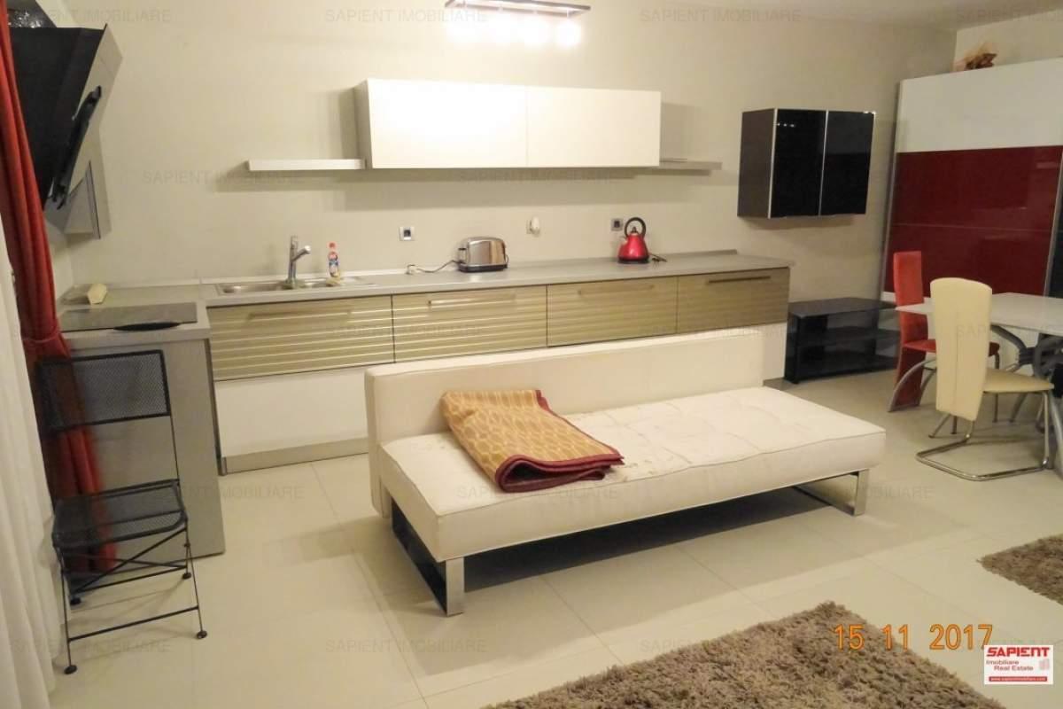 Apartament 2 camere, Nufarul Plaza, mobilat si utilat