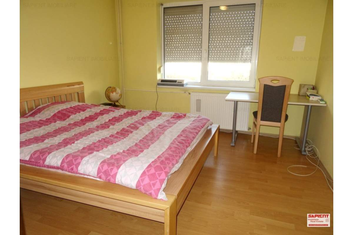 Apartament 3 camere, Calea Aradului, 80 mp, mobilat si utilat