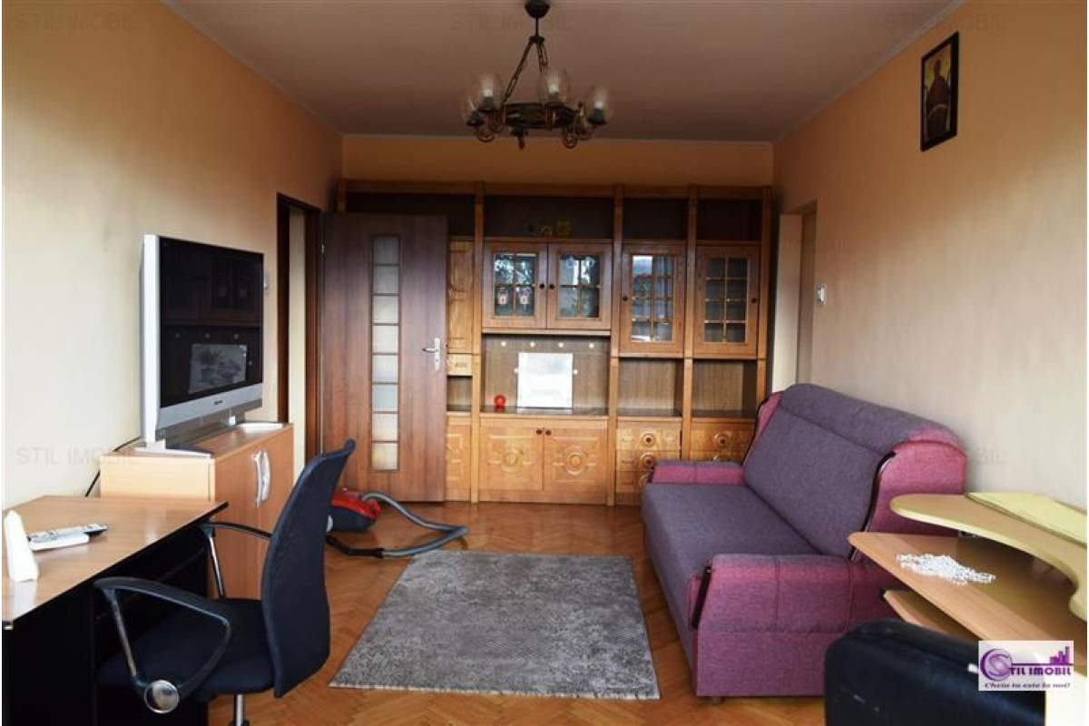 Apartament 3 camere central Targu CUCU