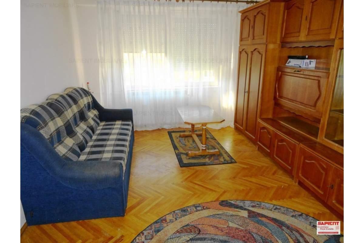 Apartament 3 camere, Nufarul, mobilat si utilat