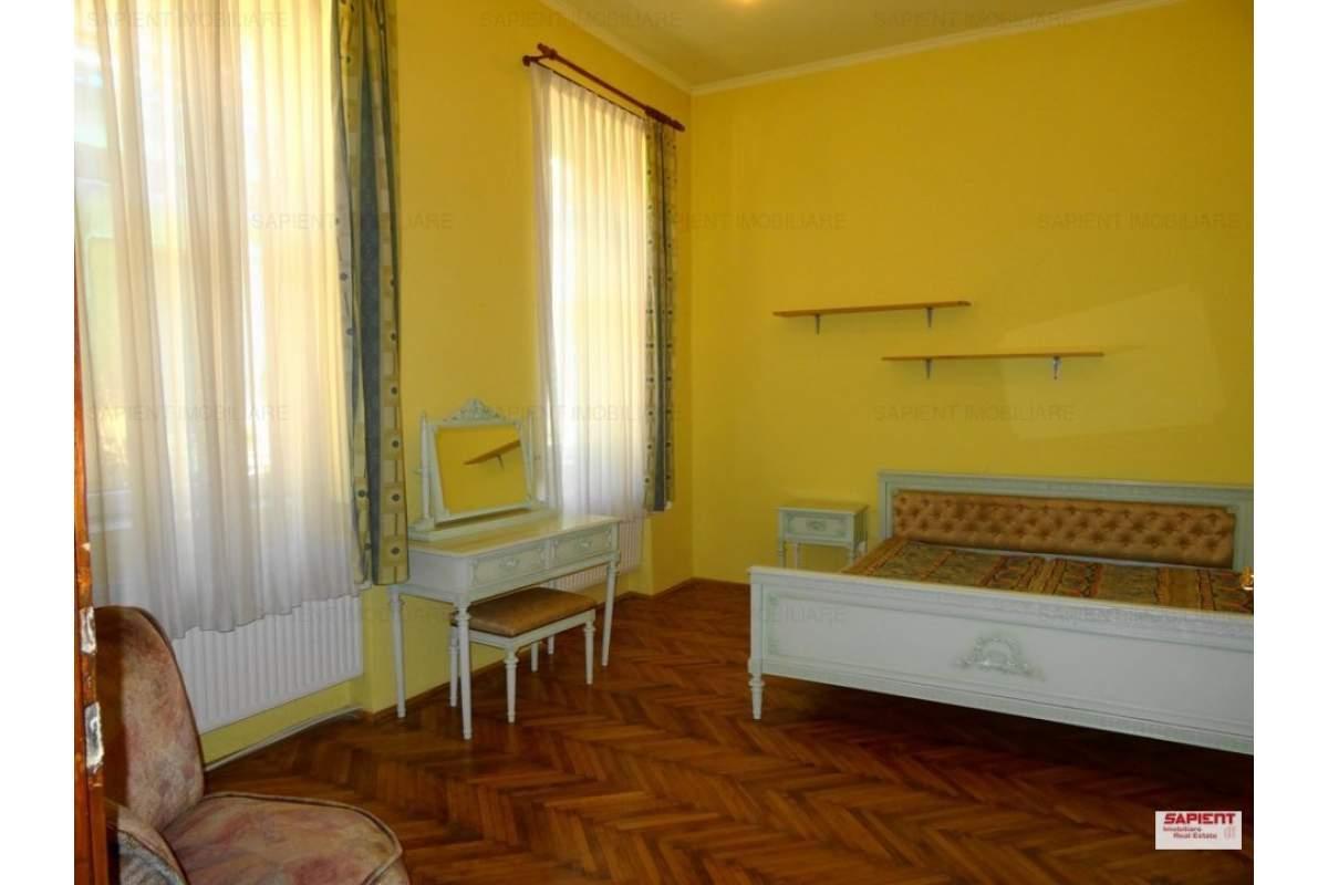 Apartament 3 camere, ultracentral, mobilat si utilat