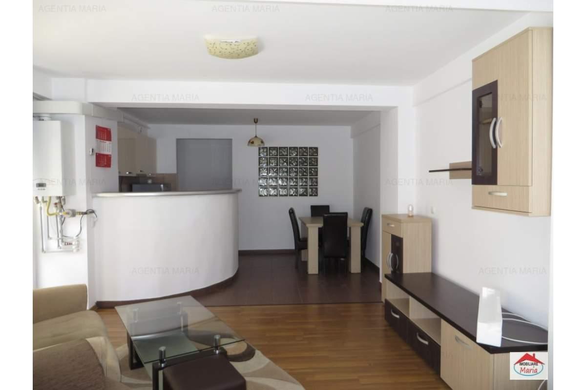 Apartament central, nou, mobilat lux et 2