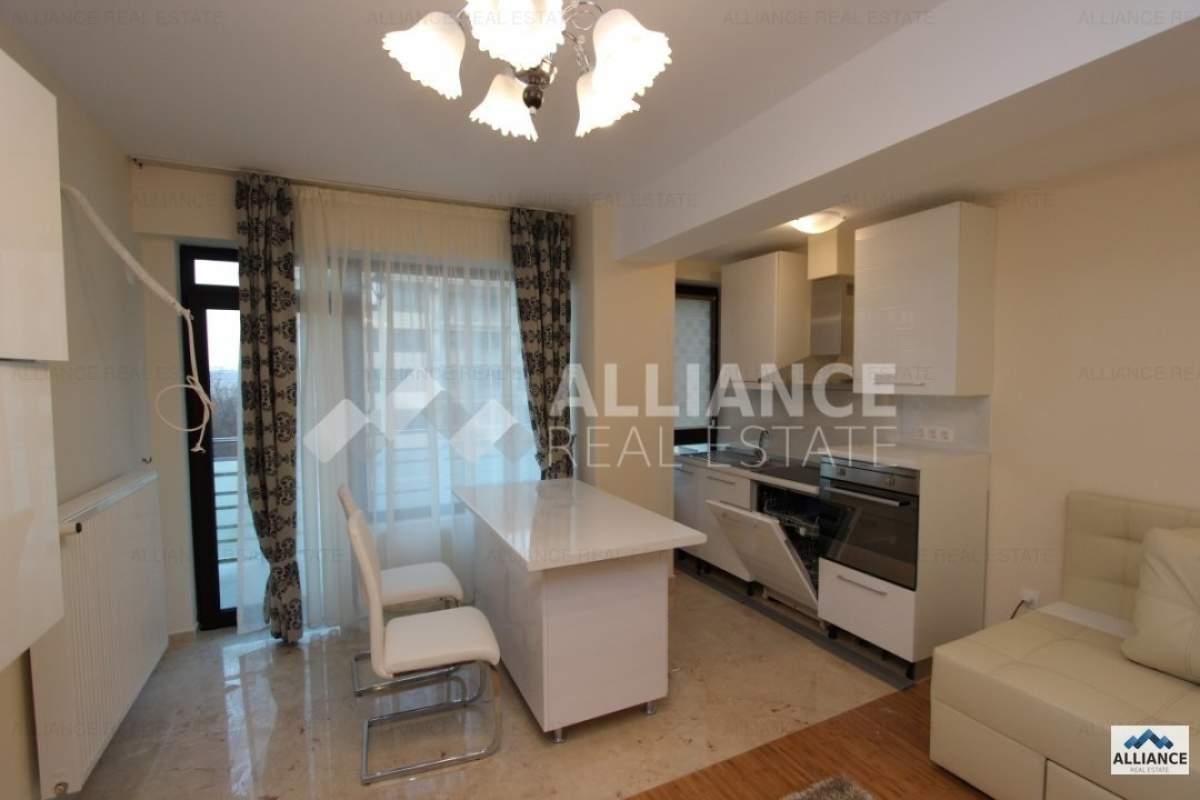 Apartament cu 1 camera, amenajat de lux, Complex rezidential Copou