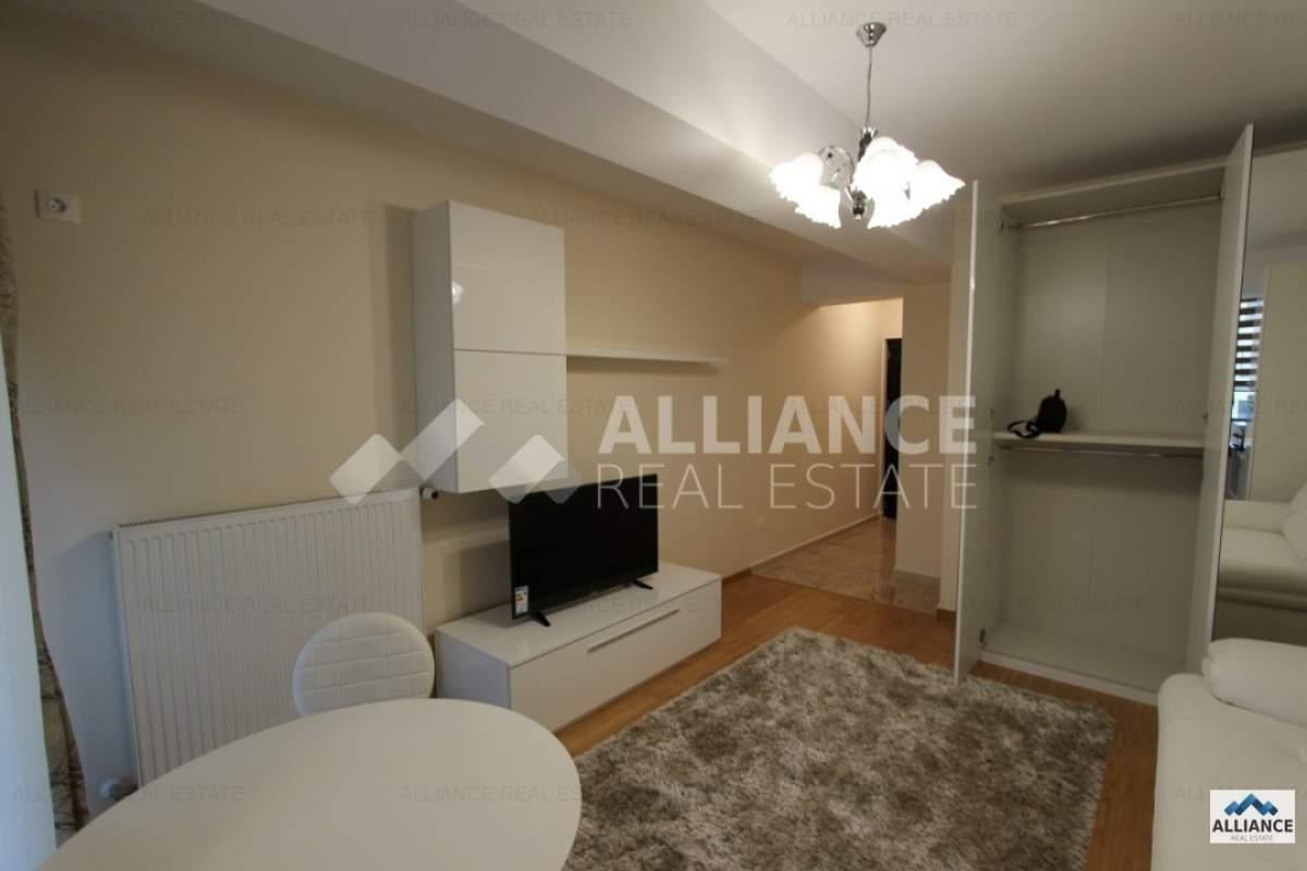 Apartament cu 1 camera, ansamblu rezidential exclusivist, zona Copou
