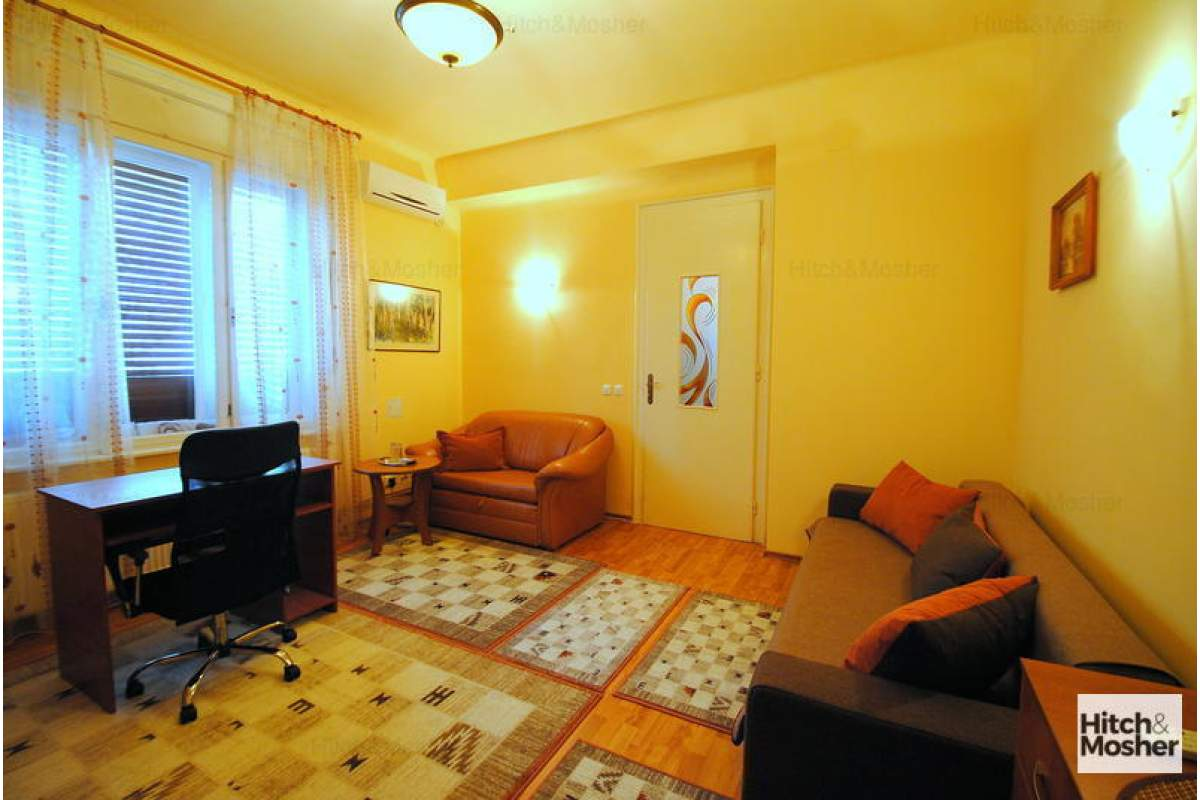 Apartament cu 1 camera, excelent pozitionat in zona ultracentrala-Piata 700