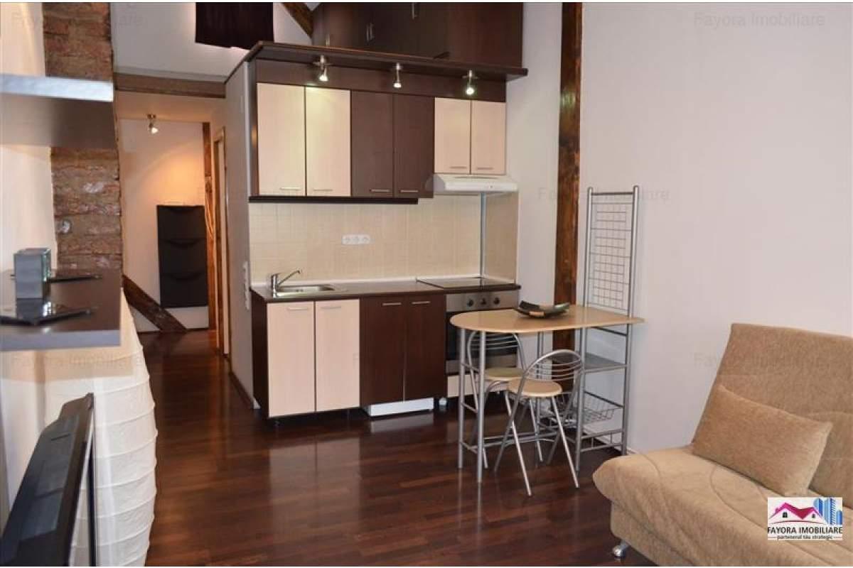 Apartament cu 1 Camera in 7 Noiembrie cu Utilitatile Incluse