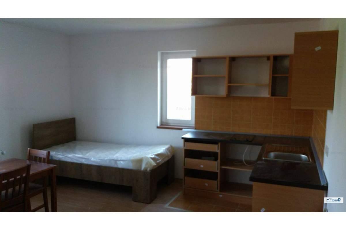 Apartament cu 1 camera NOU la prima inchiriere in zona Balcescu