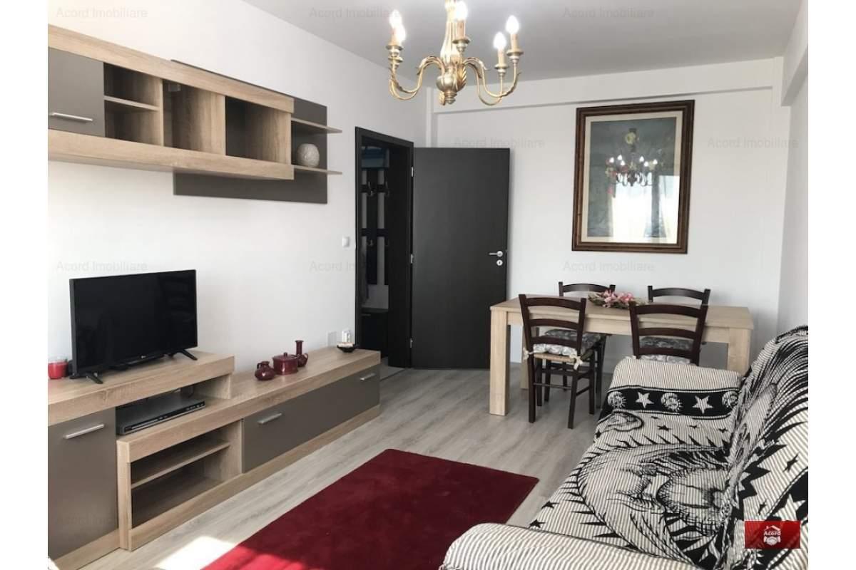 Apartament cu 2 camere, Decomandat, BLOC NOU - Prima inchiriere !