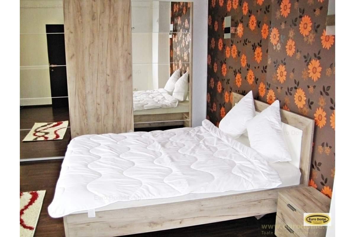 Apartament cu 3 camere, 94mp, mobilat si utilat nou, 550 euro