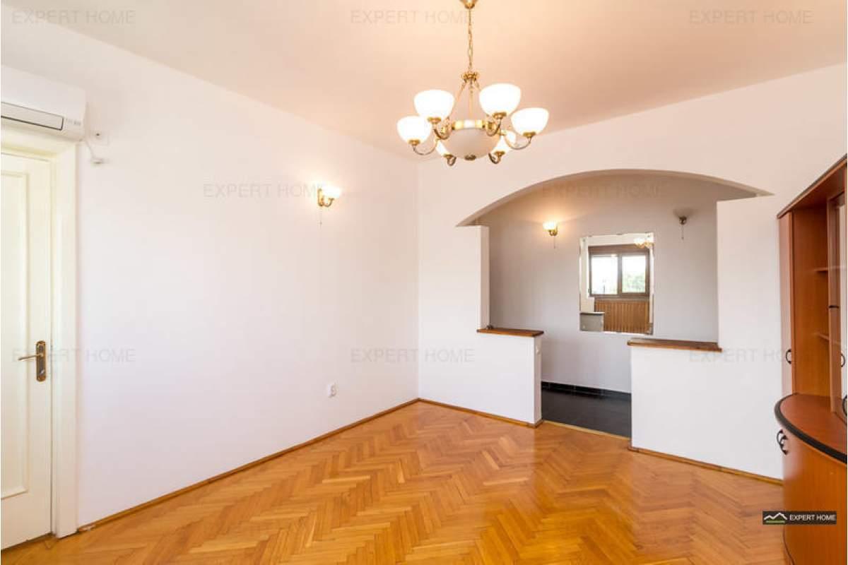 Apartament cu 3 camere de inchiriat in zona Gradina Icoanei