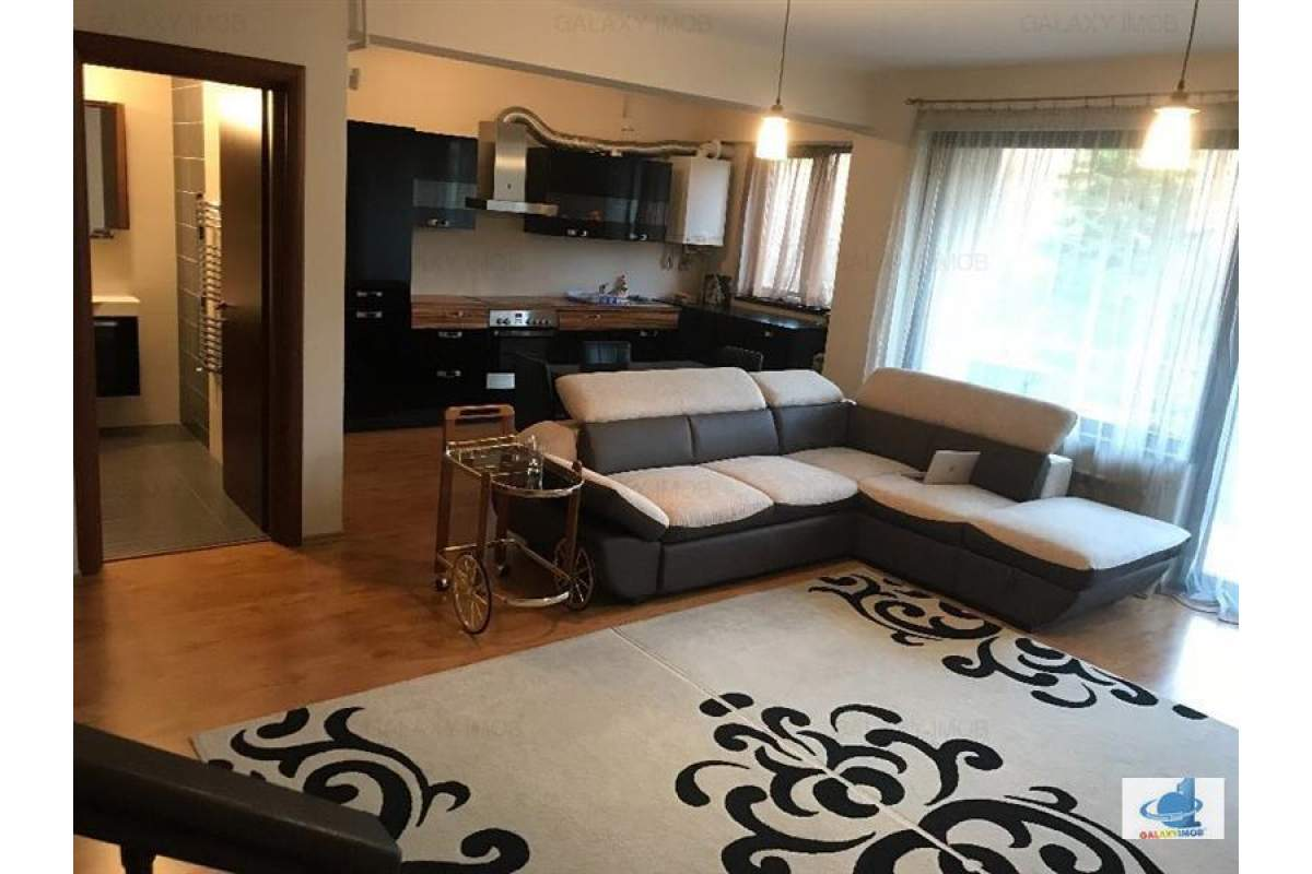 Apartament de inchiriat lux 3 camere 120 mp Tudor