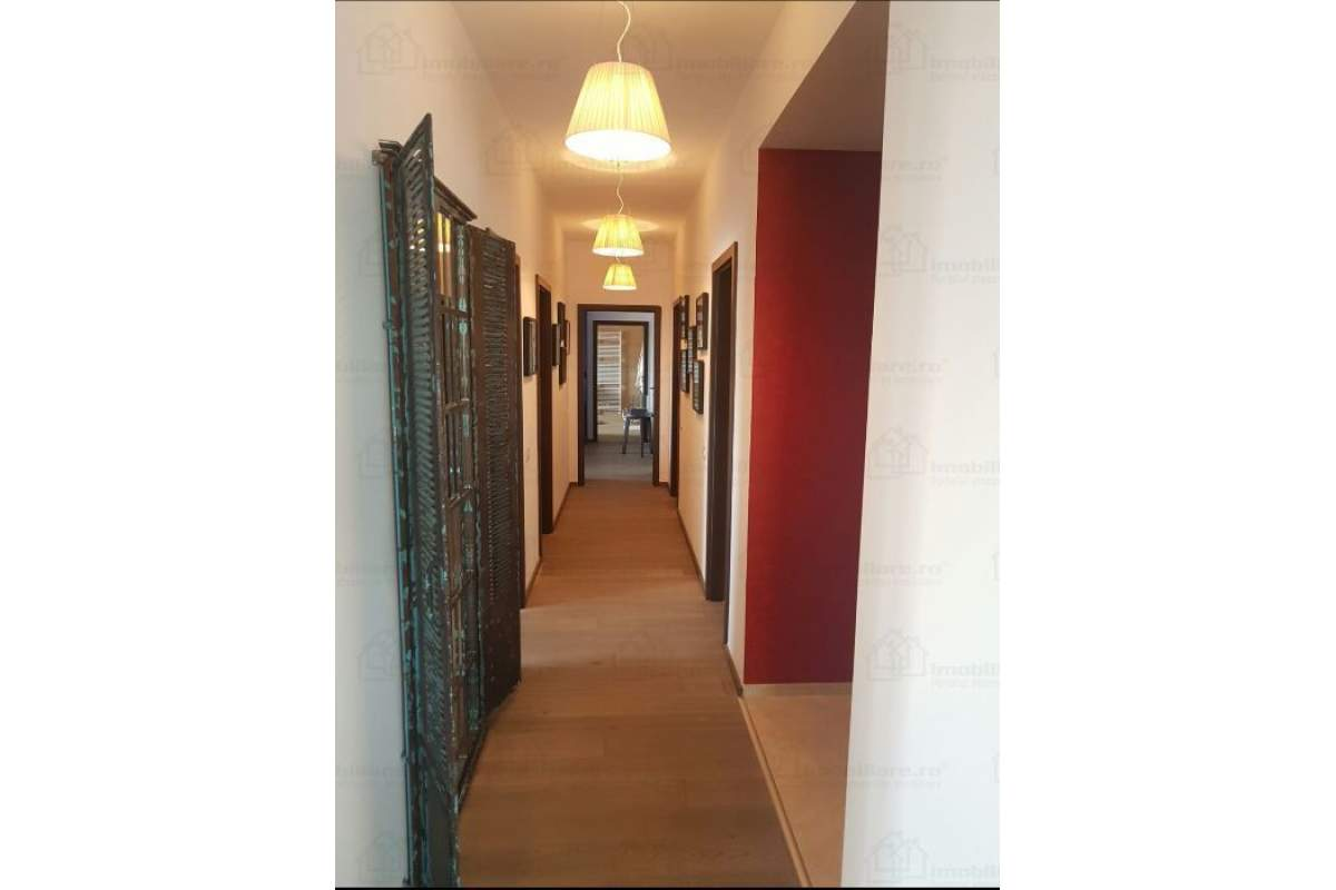 Apartament deosebit, 3 camere, Carina Residence - Pipera