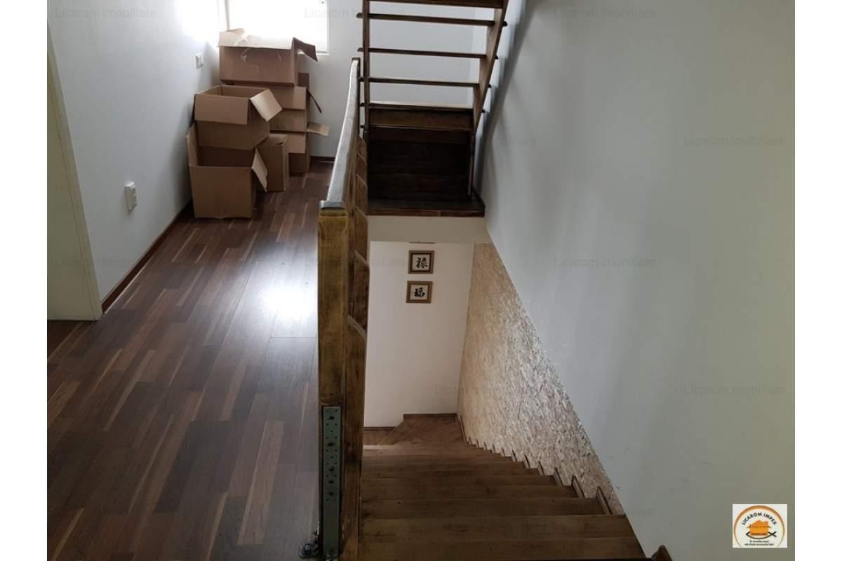 Apartament in casa pe doua nivele Ultracentral