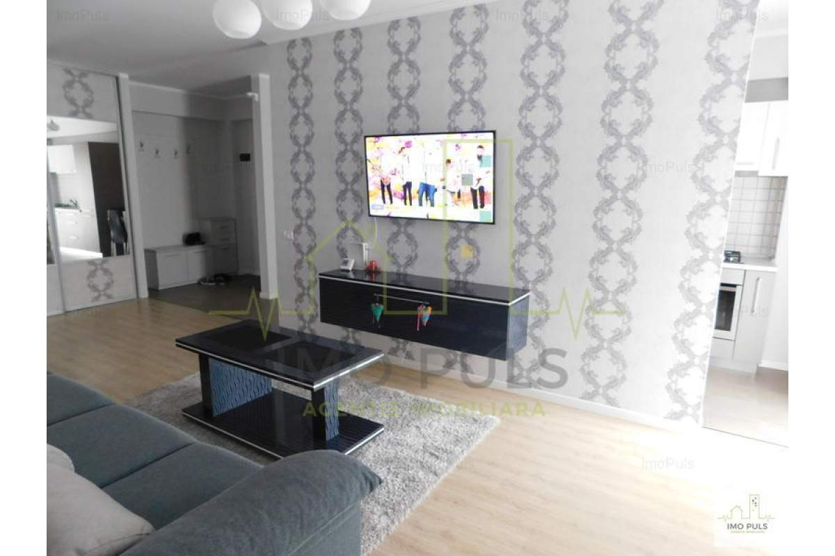 Apartament in zona Girocului, mobilat si utilat complet. Bloc NOU.