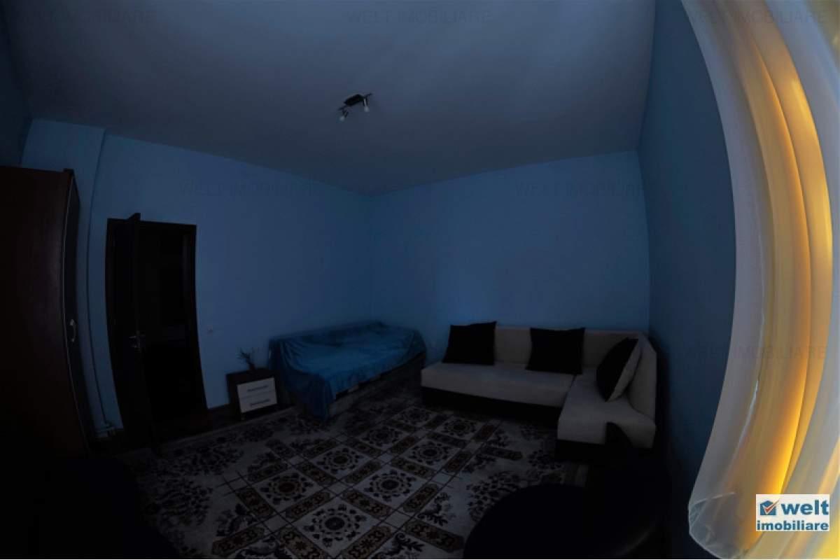 Apartament la casa, 2 camere, curte amenajata, zona Calea Turzii!
