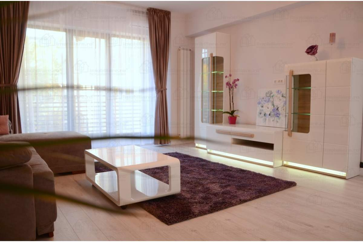 Apartament Nou 3 camere mobilat si utilat lux Tei-Barbu Vacarescu