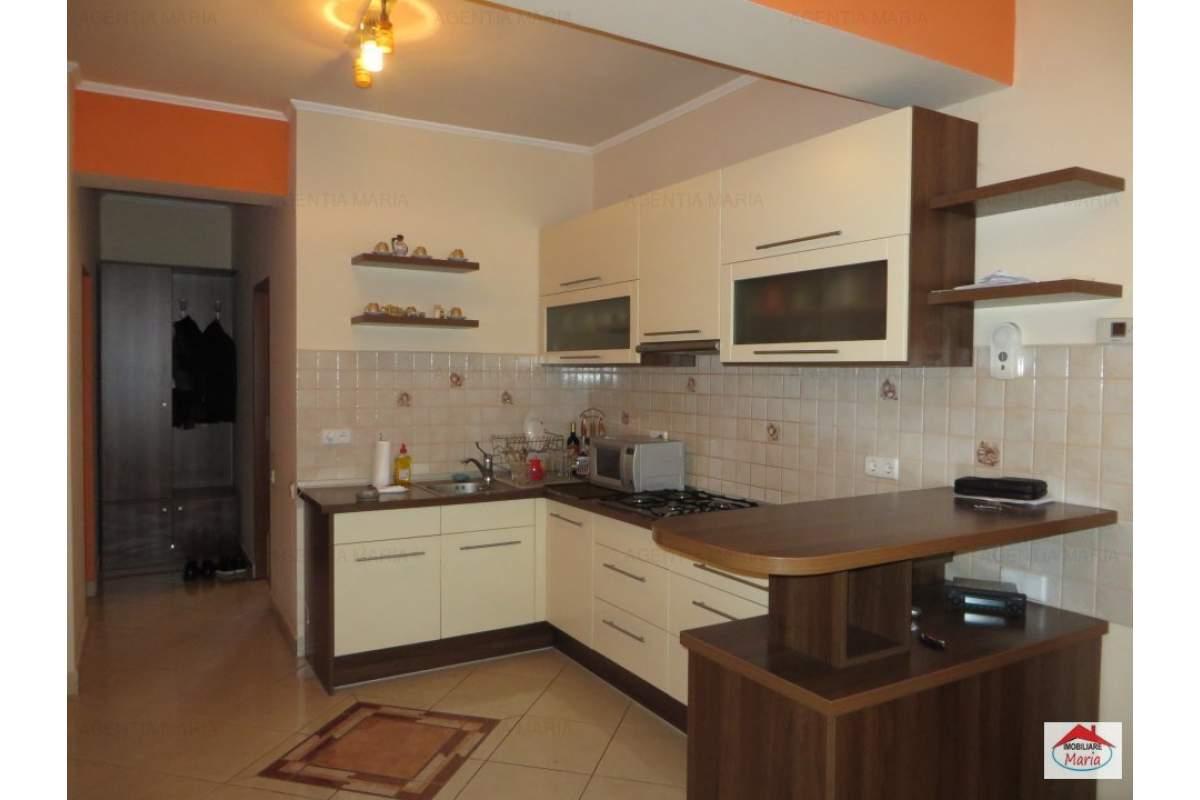 Apartament nou, finisat, semicentral