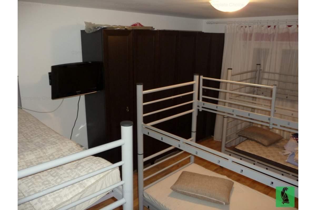 Apartament pentru 6 muncitori- declarat ANAF