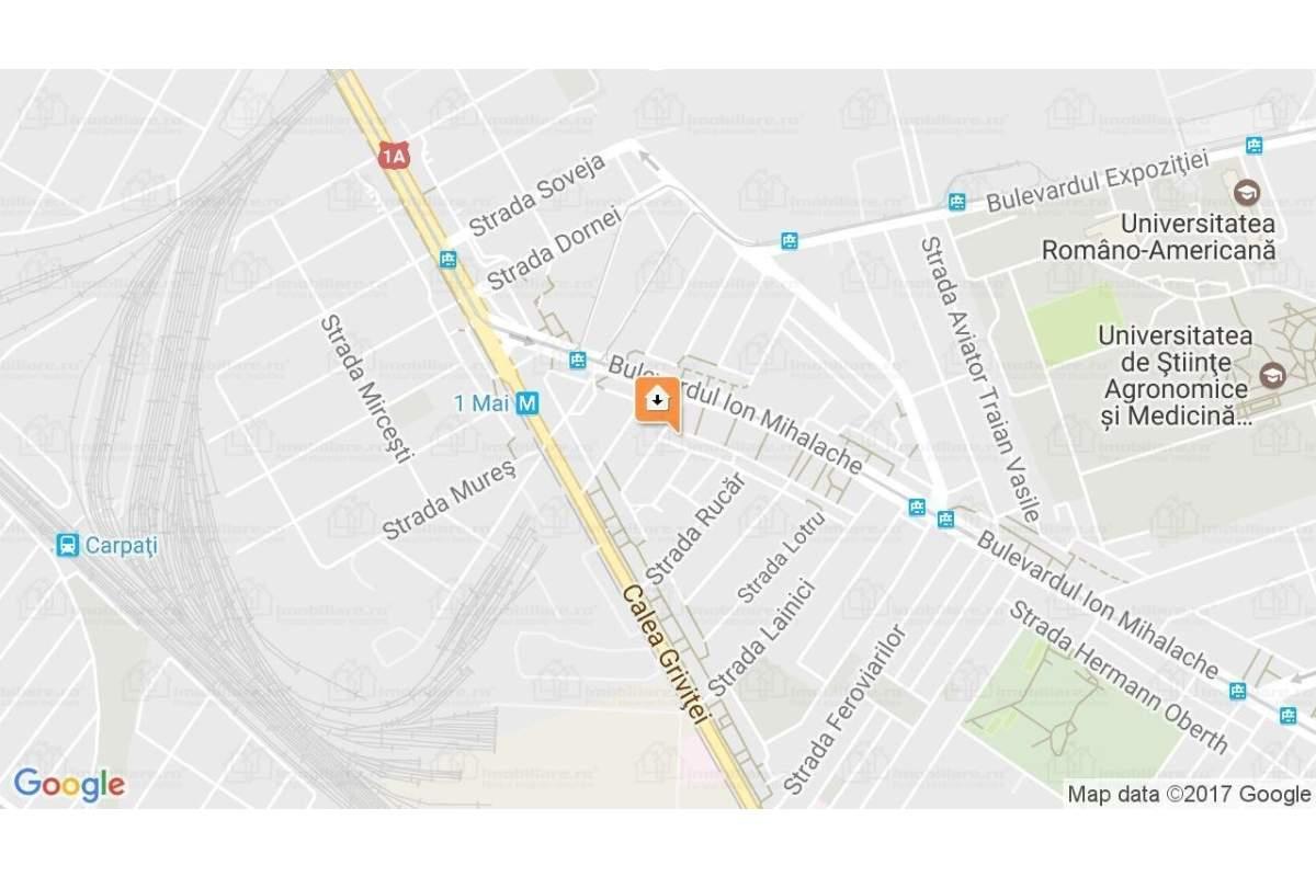 Apartament spatios, nemobilat, loc parcare subterana; langa metrou