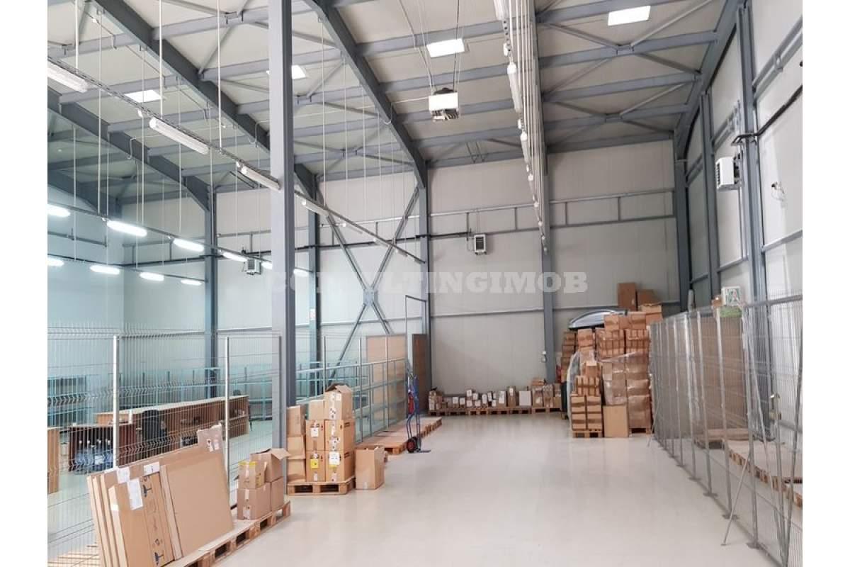 Berceni-Metalurgiei, hala + birouri ideala farmaceutice