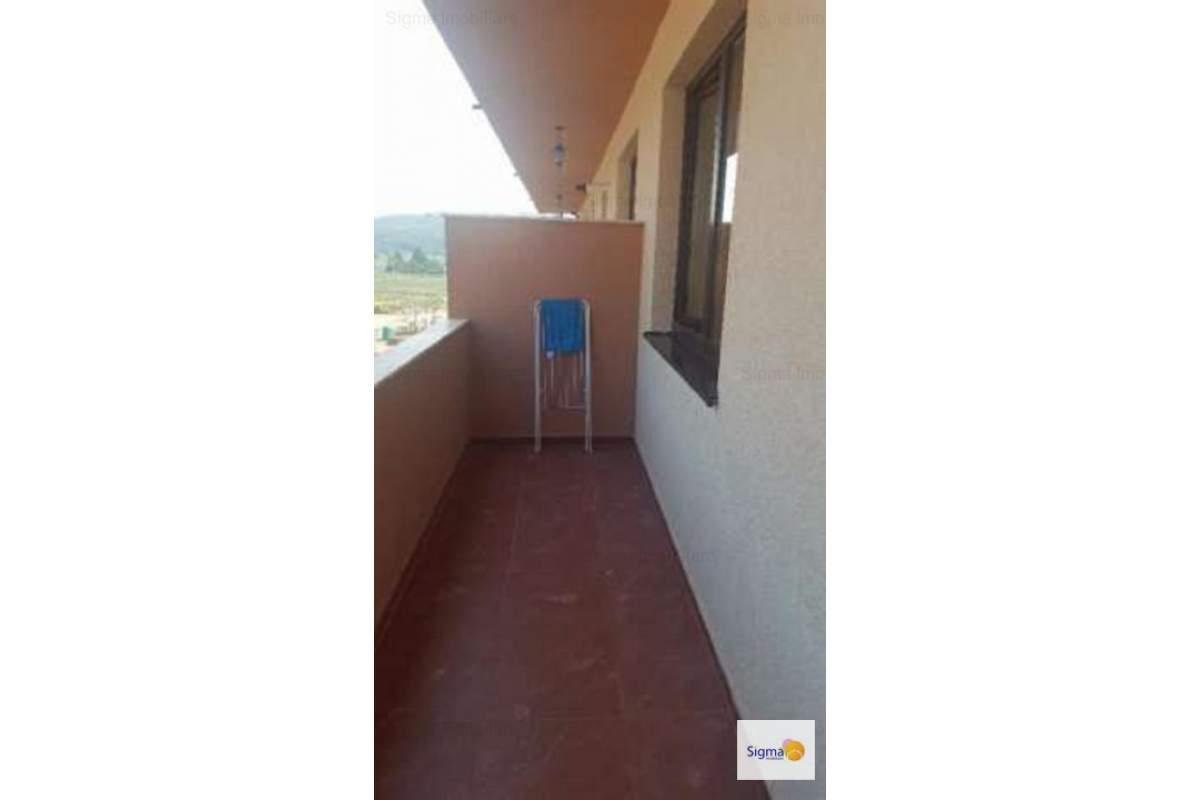 Capat CUG bloc nou apartament 1 camera decomandat 40 mp cu CT