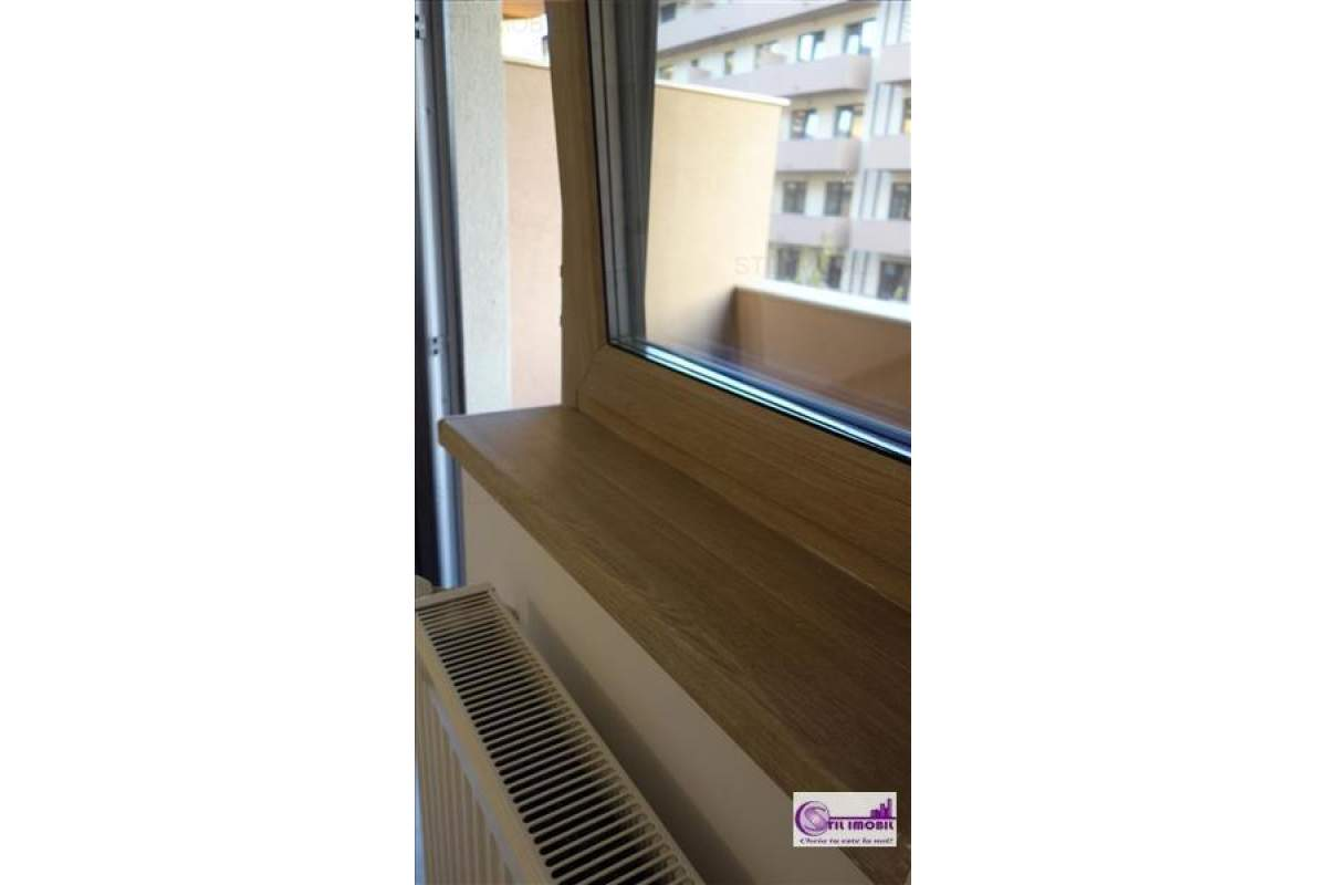 Cartier Visoianu apartament la prima utilizare