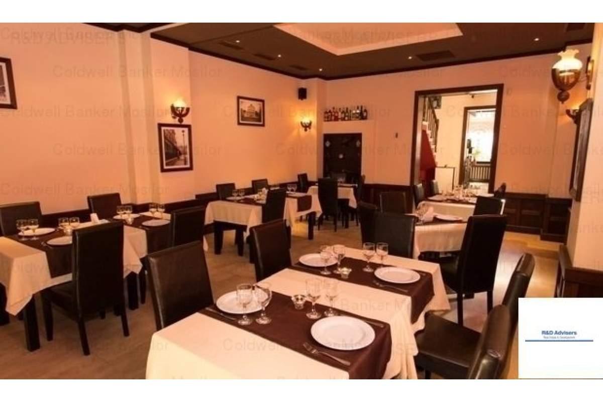 Casa Bld Dacia -pretabil restaurant