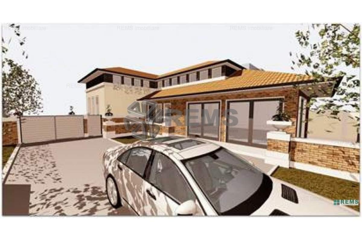 Casa individuala de inchiriat in zona Pietei Cipariu