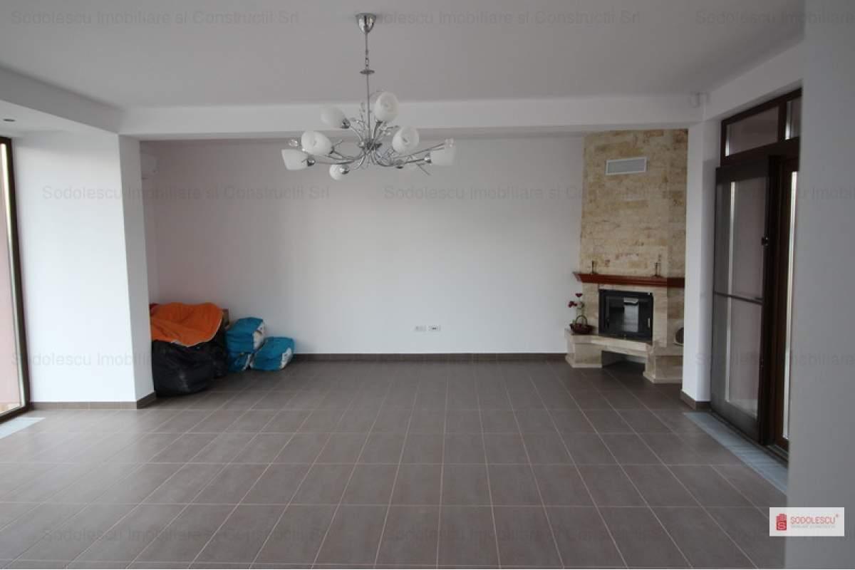 Casa / Vila cu 4 camere de inchiriat in zona Aradului