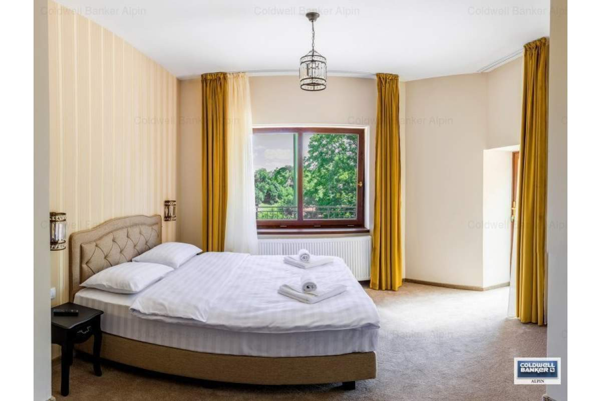 Coldwell Banker Alpin: Apartament central