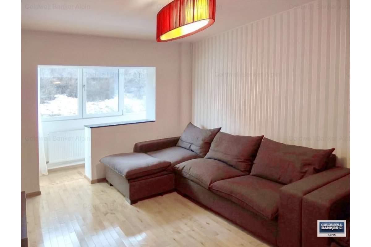 Coldwell Banker Alpin: Apartament Racadau