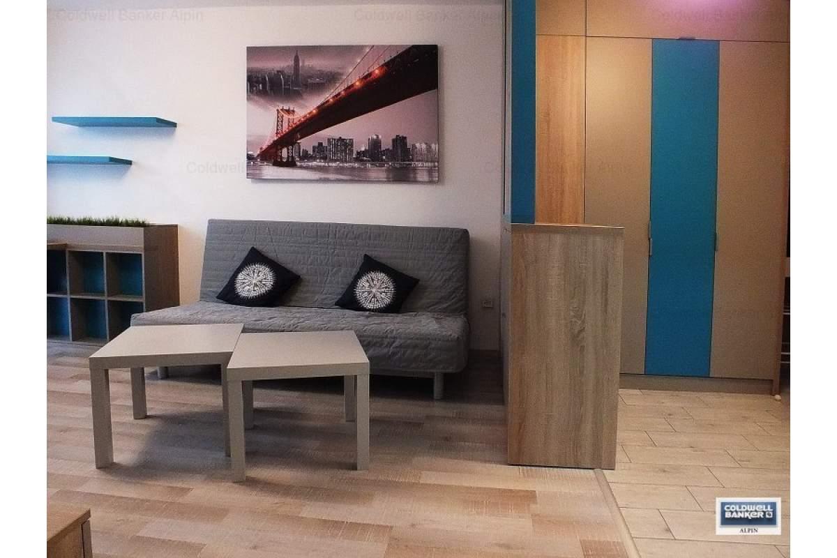 Coldwell Banker Alpin: Studio complet mobilat si utilat