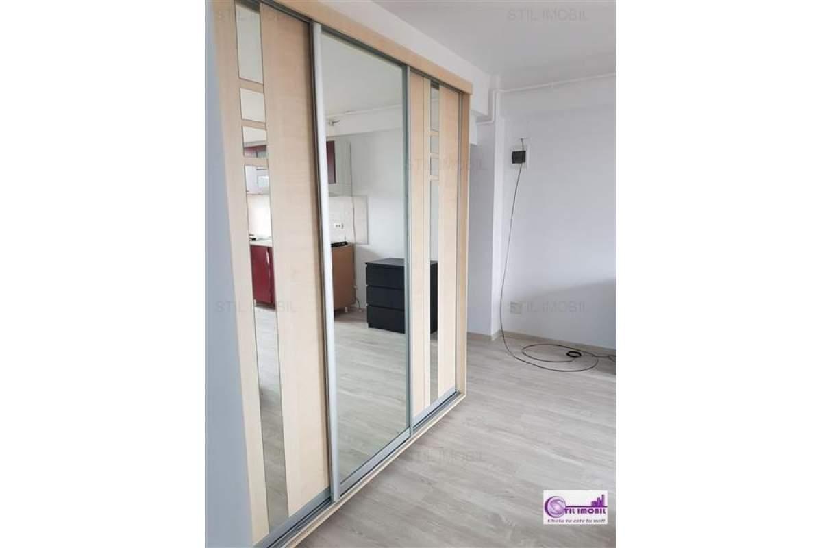Copou bloc nou apartament 2 camere open-space