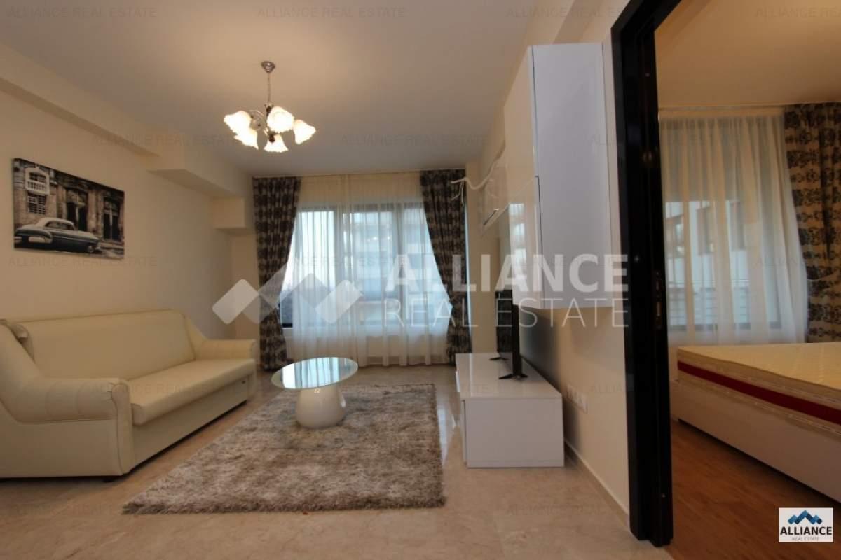 Copou, bloc nou, apartament mobilat si utilat