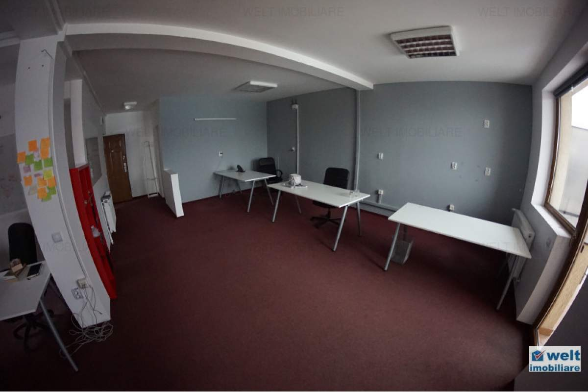 De inchiriat cladire pentru birouri, 485 mp langa Iulius Mall