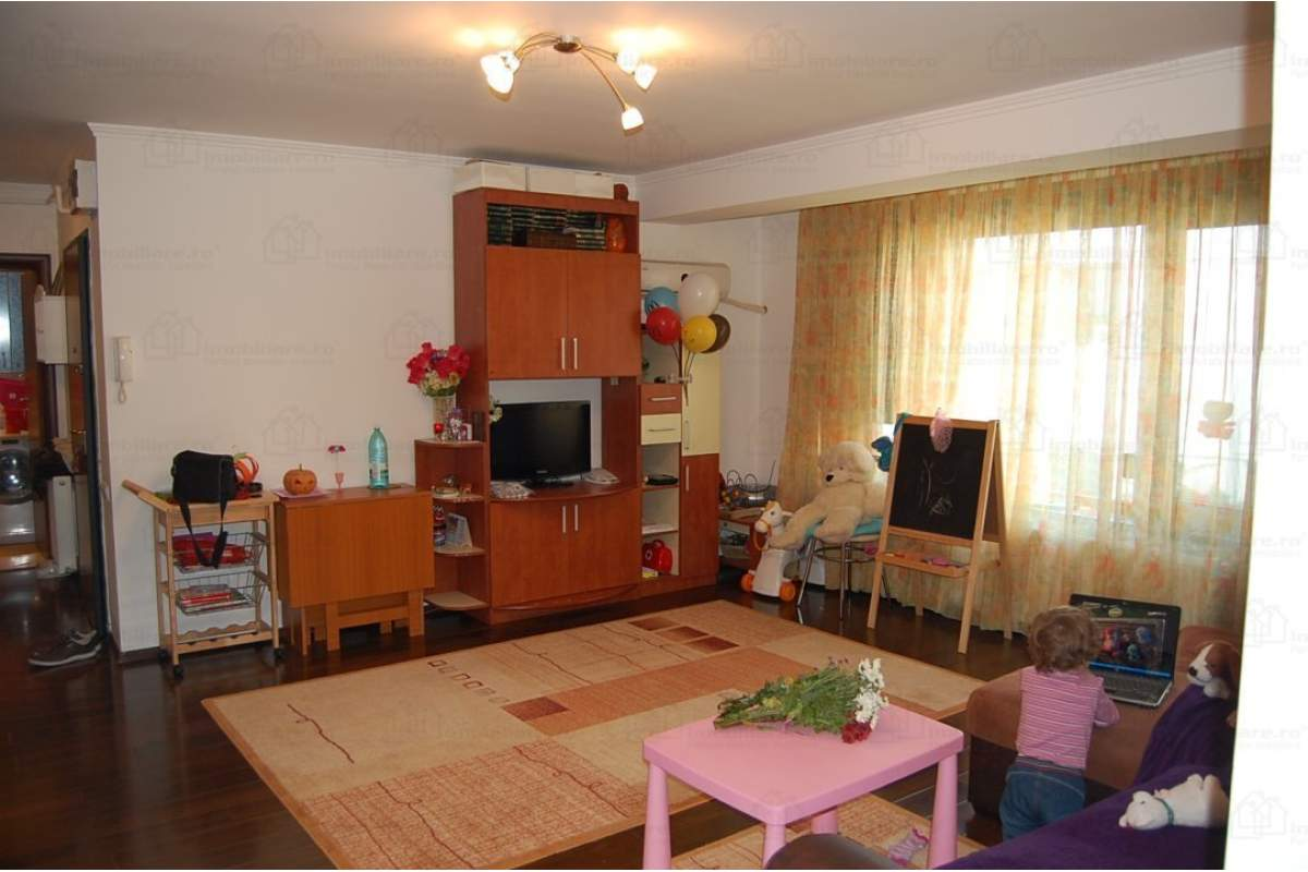 Direct proprietar: Ideal familie 4 cam in bloc nou + garaj , langa metrou