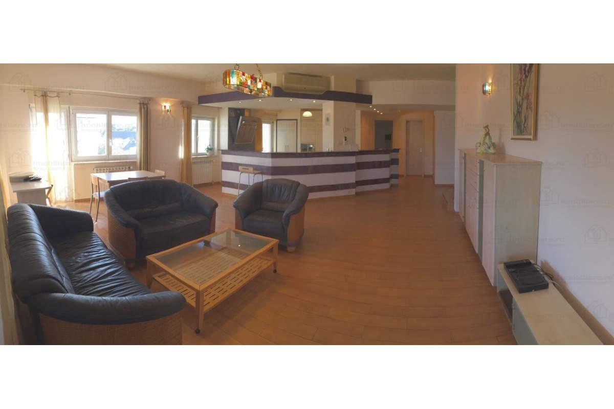 Duplex 200 mp Aviatorilor, etaj 4+5/5, 3 dormitoare, parcare in garaj