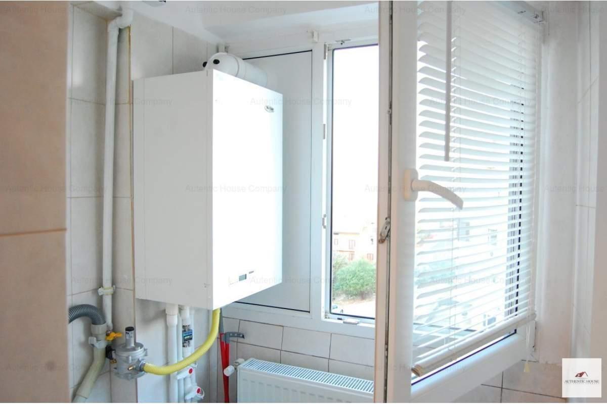Faleza Nord -Garsoniera confort 1 mobilata utilata , centrala gaze